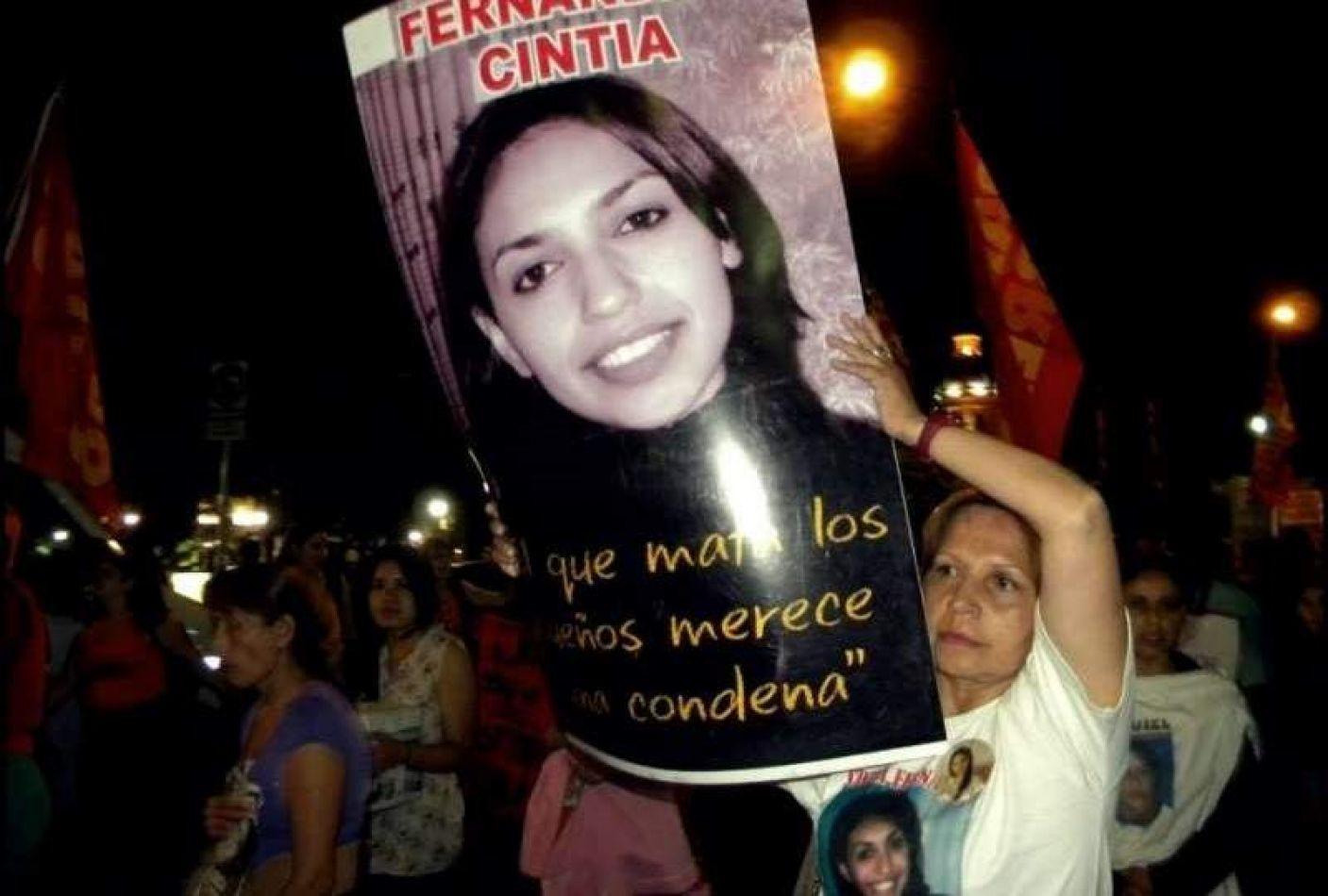 El juicio por el femicidio de Cintia Fernández se llevará a cabo del 13 al 30 de mayo