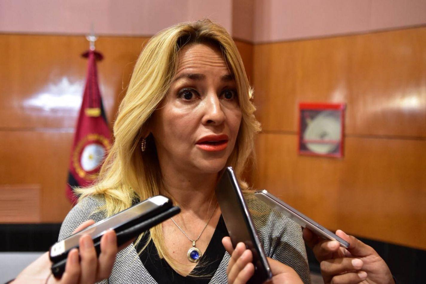Argañaraz feliz, prometió llevar a la justicia a la Dr. Hermosilla y una nueva ADP