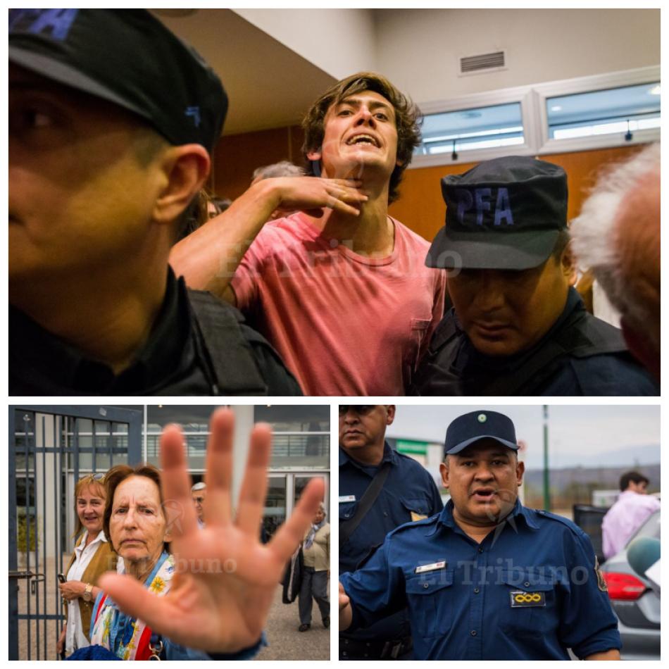 Fotógrafo de El Tribuno agredido en el juicio a Ricardo Lona: ¿Los medios salteños se hicieron eco?