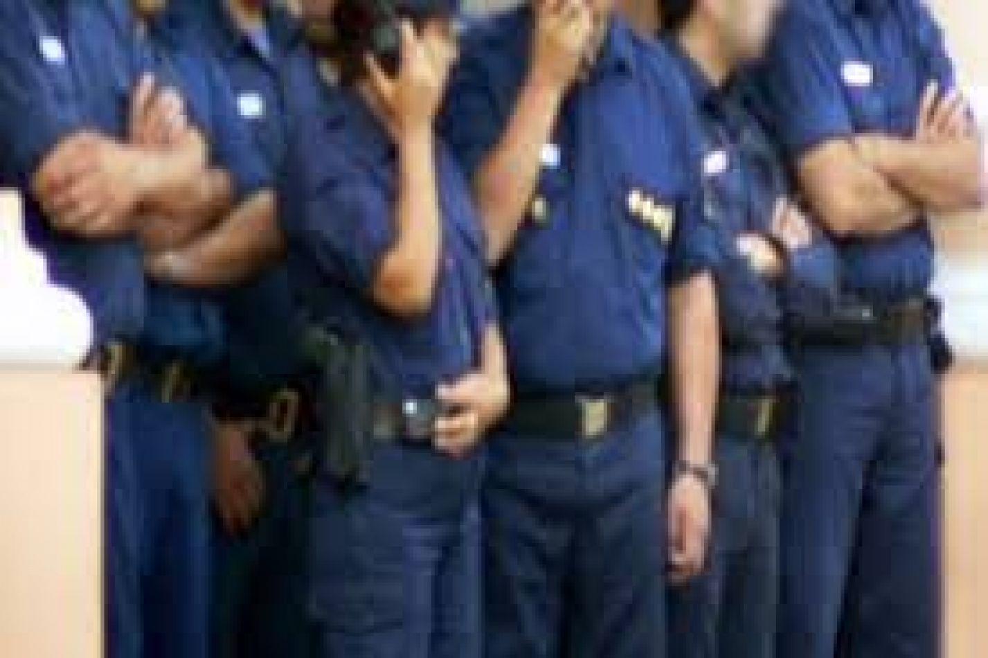 Seis policías salteños imputados por matar a un joven en Villa Primavera