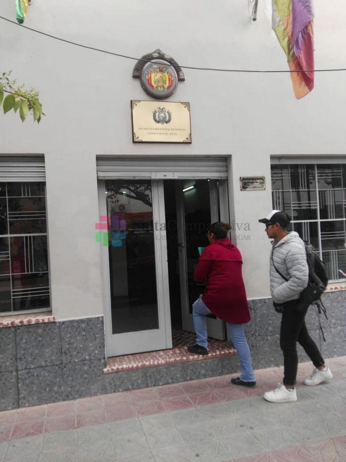 Más de tres mil ciudadanos bolivianos votarán este domingo en Salta