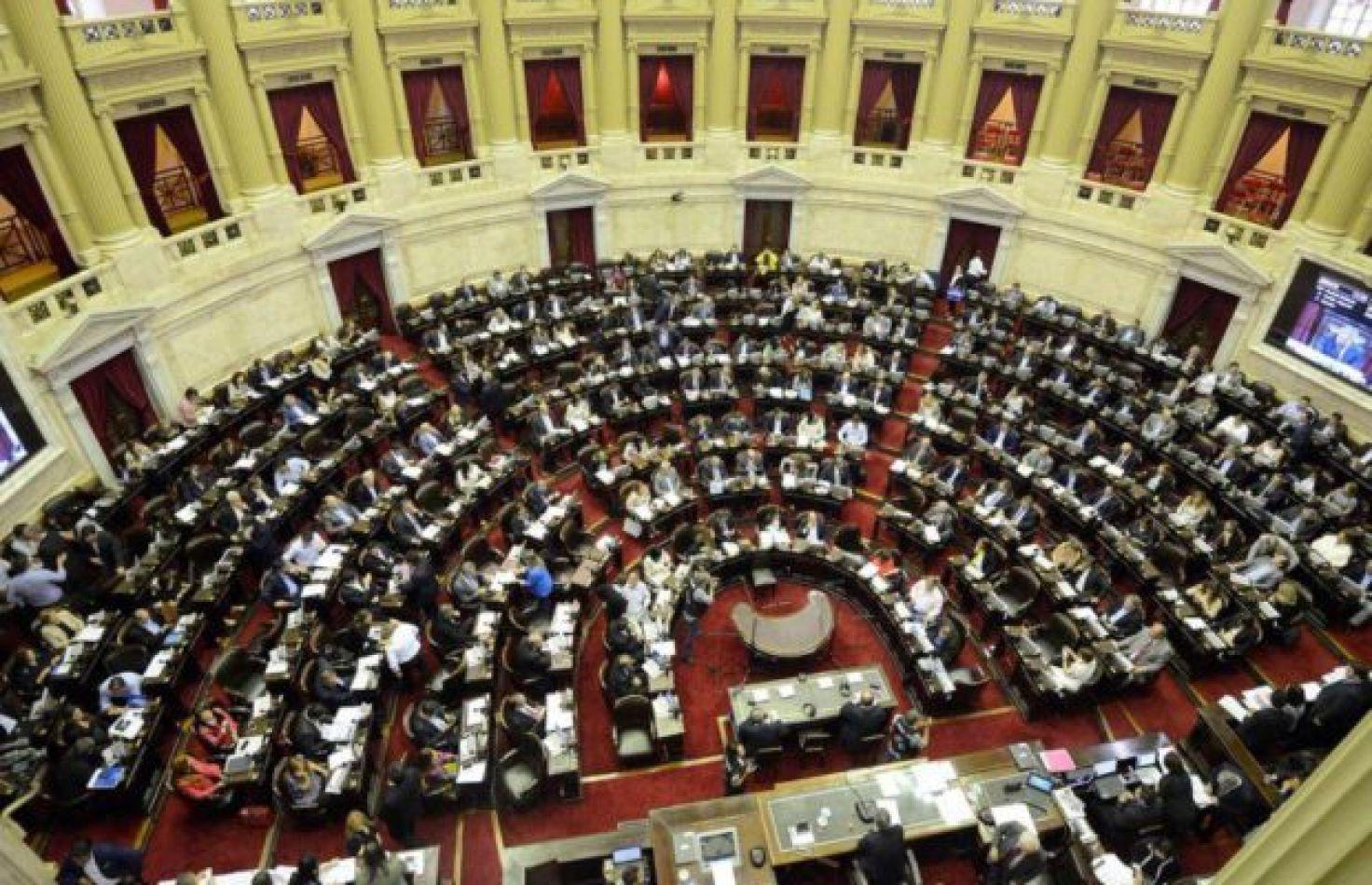 El 70% de los argentinos no está conforme con la tarea de Diputados y Senadores
