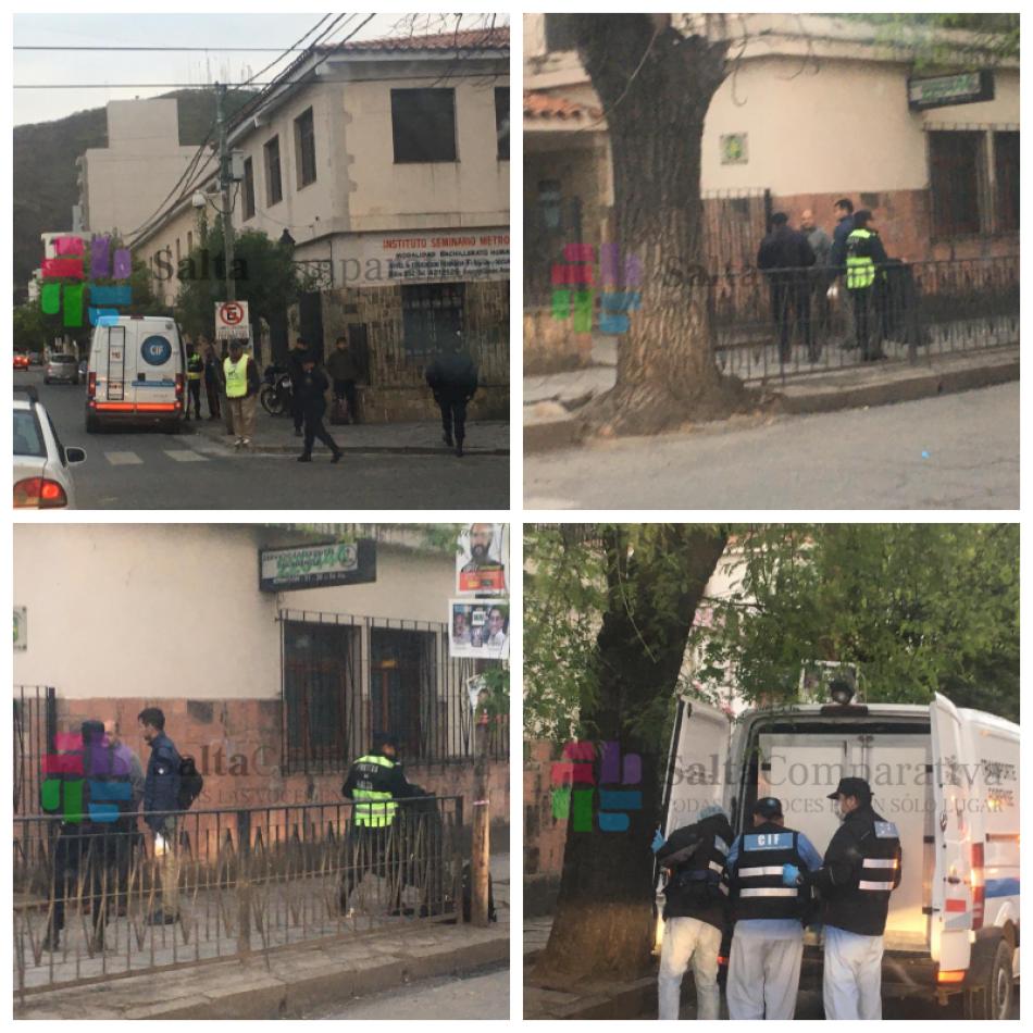 Crimen del Seminario: Mendoza fue brutalmente atacado