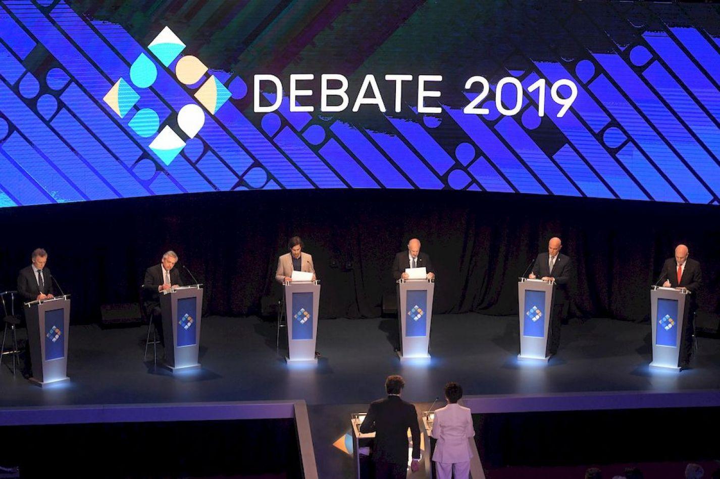Las frases más llamativas del segundo debate presidencial