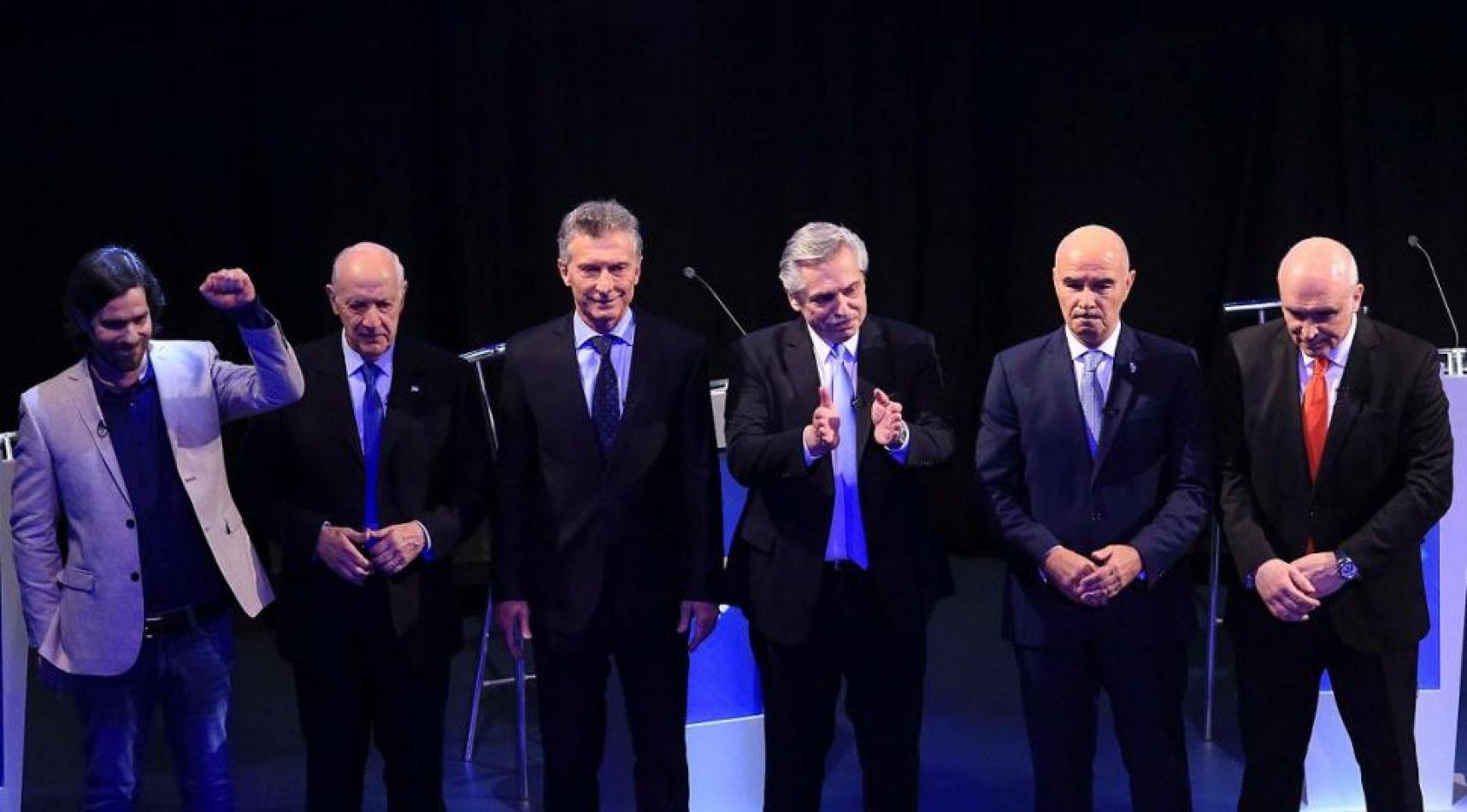 Qué dijeron los candidatos en el segundo debate