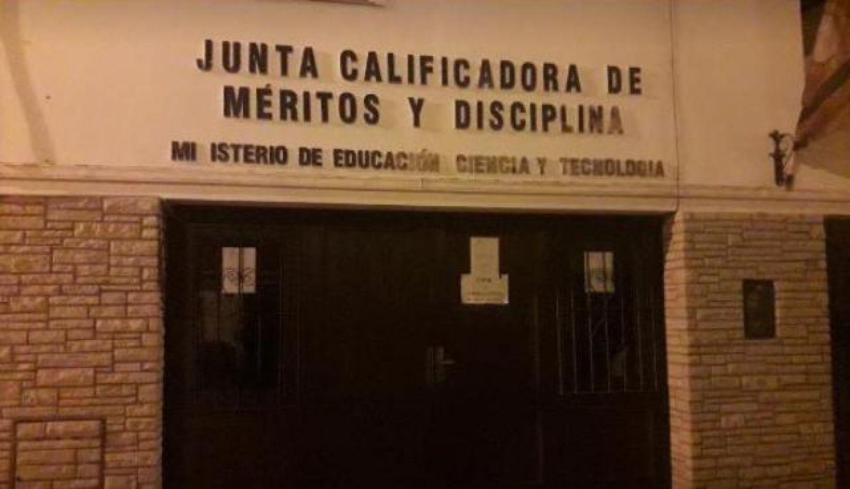 La Junta Calificadora de Méritos no habría actualizado los puntajes de varios docentes y hay malestar