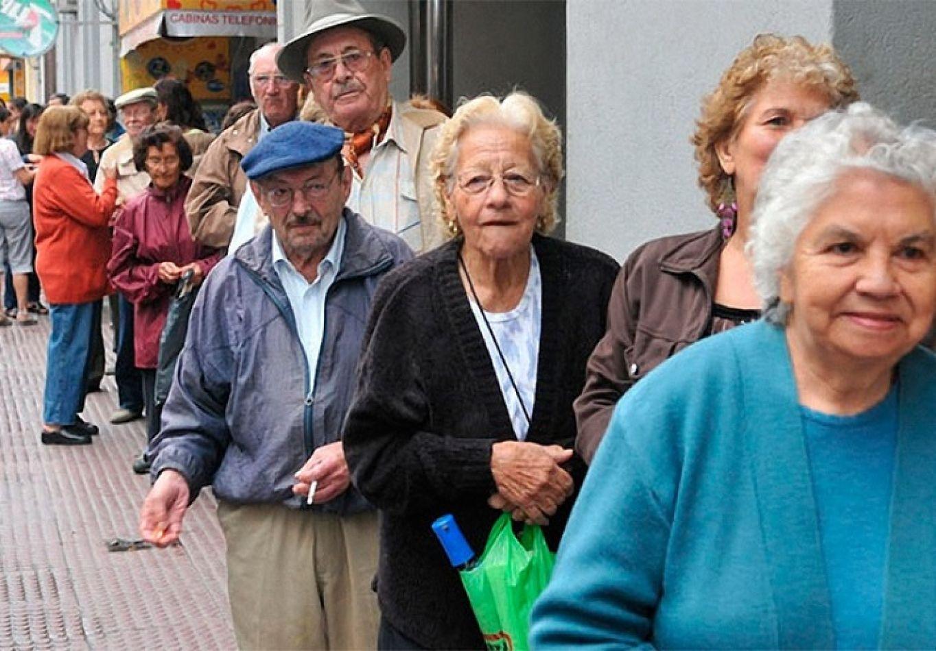La primera suba del 2020 para los jubilados será de 11,56%