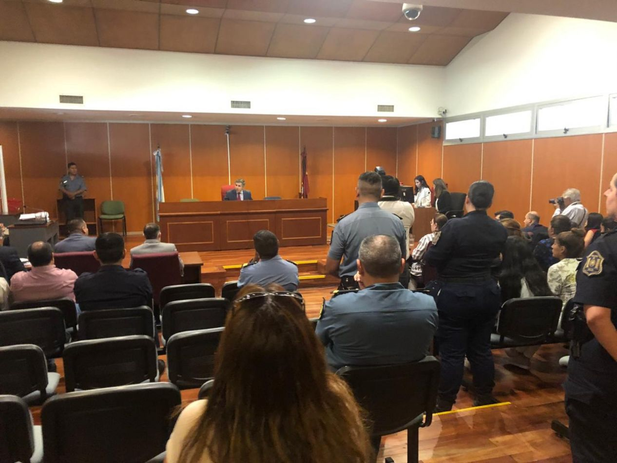 Brigadistas: condenan a Dagún y absuelven a Ola Castro y Durnelli