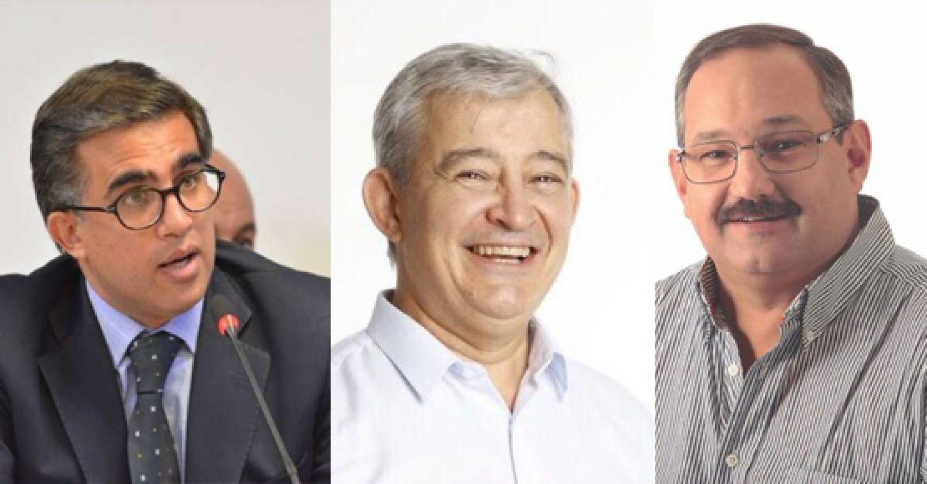 Leavy, Grande y Nanni votaron en contra para habilitar el tratamiento del proyecto sobre ESI
