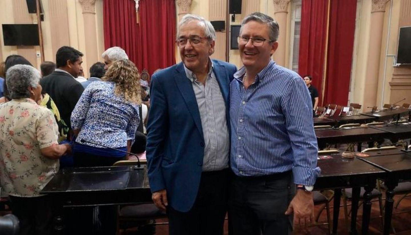 Elección de autoridades: Amat será el nuevo presidente de la Cámara de Diputados