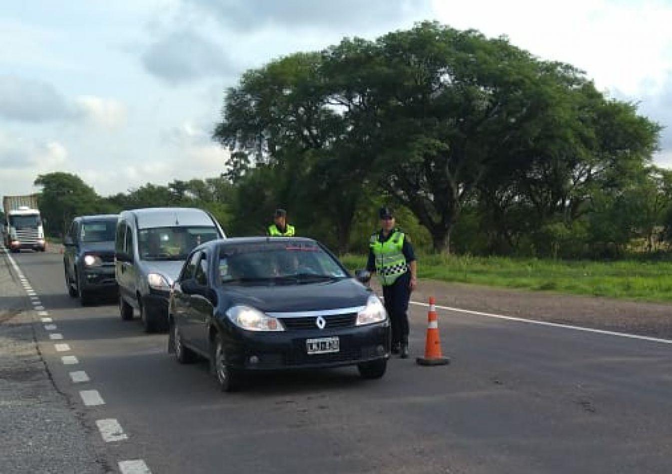 Detectan 41 conductores alcoholizados durante el fin de semana