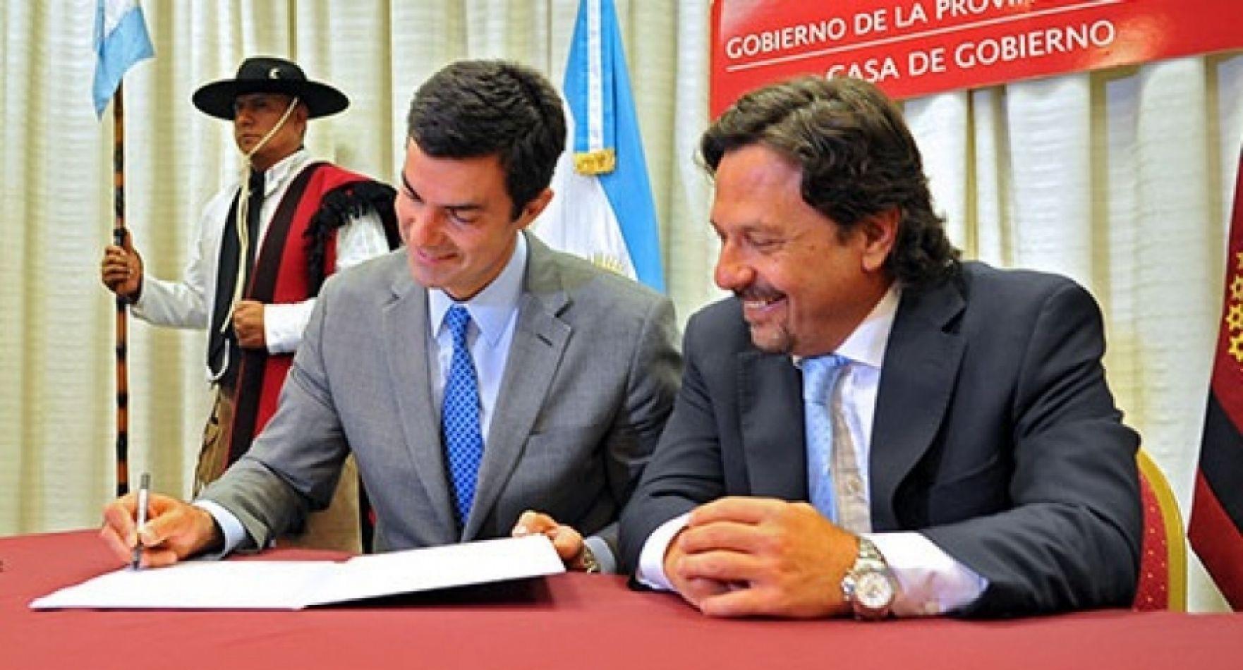 Urtubey confirmó que el presupuesto provincial 2020 será presentado por Sáenz