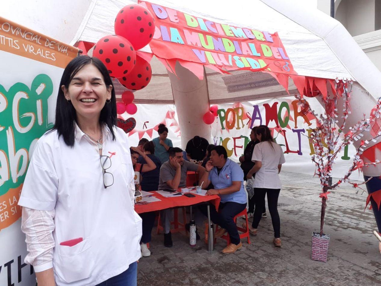 En Salta por año se diagnostican unos 400 casos de VIH