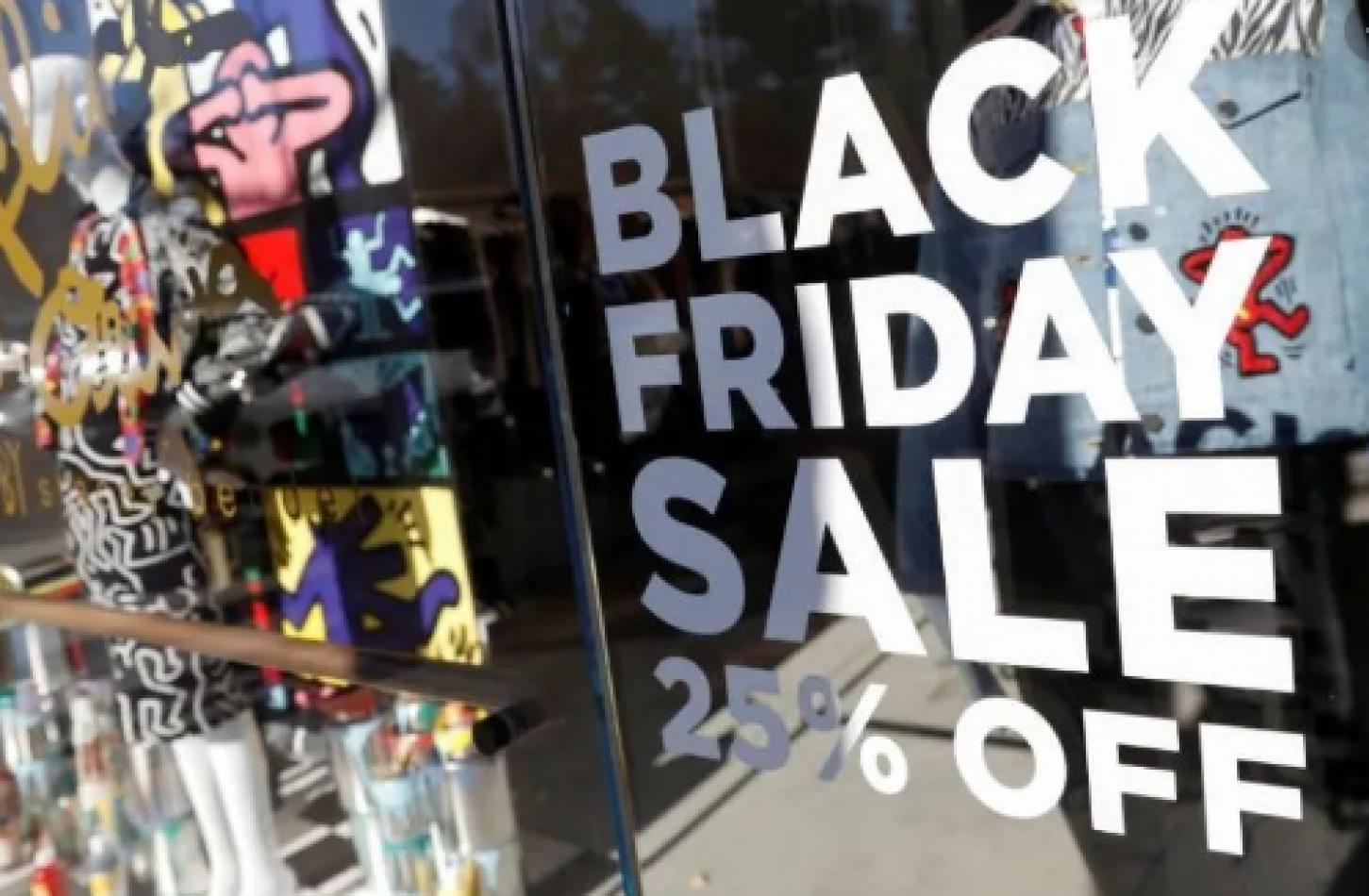 El Black Friday no tuvo el éxito de otros años, pero dejó un balance positivo