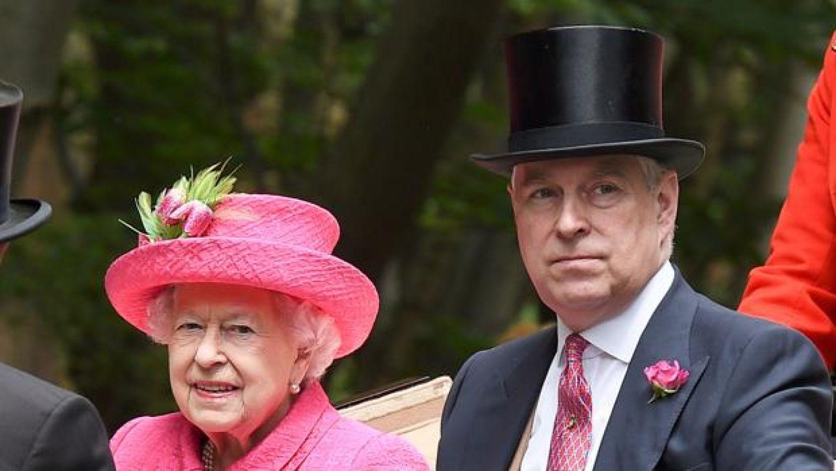 Inglaterra: denunciaron al príncipe Andrés por abuso sexual