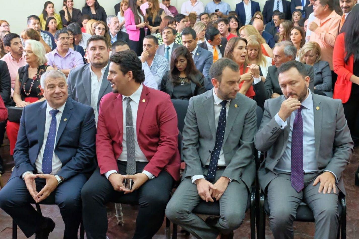 Dario Madile es el nuevo presidente del Concejo Deliberante
