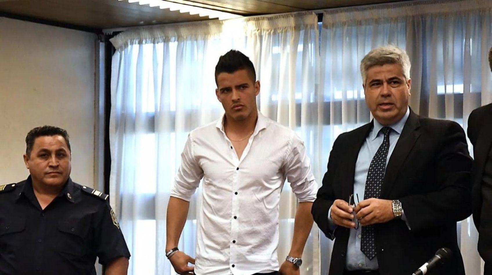 Se confirmó la condena de Alexis Zárate por violación y pedirán la detención del jugador