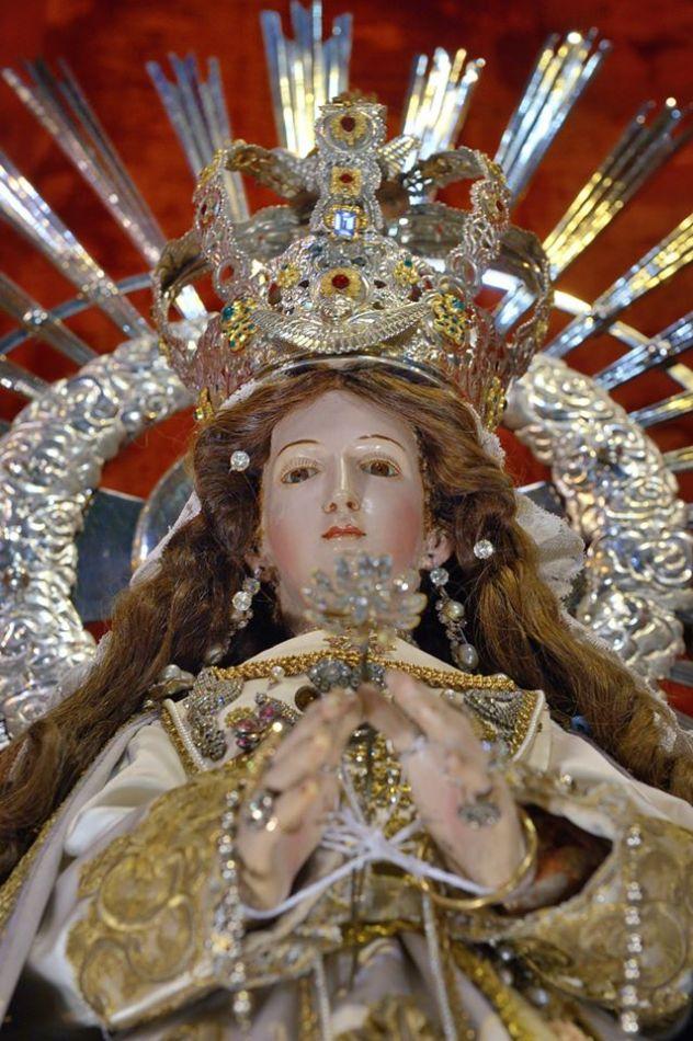 Este fin de semana entronizarán a la Virgen del Milagro