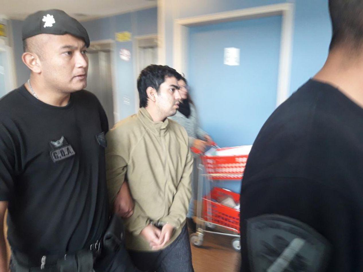 Piden la elevación a juicio contra Marcos Teruel por abuso sexual
