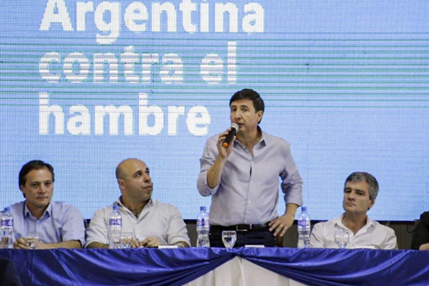 """Tras la muerte del niño en Salta, el Gobierno Nacional lanzó el plan """"Argentina contra el hambre"""""""