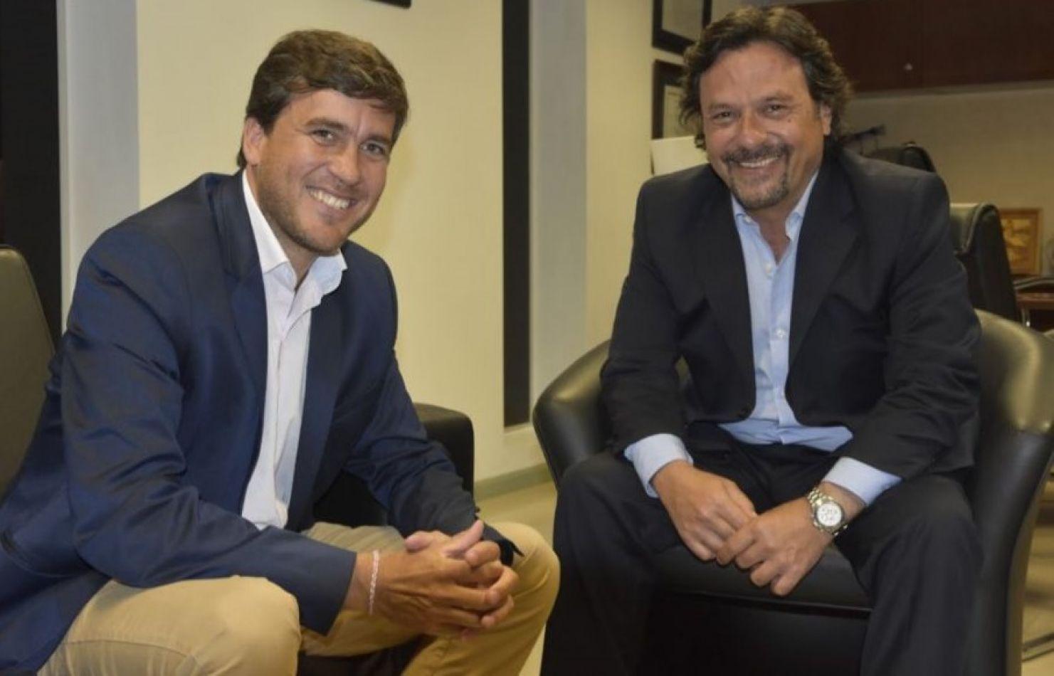 Matías Posadas afirmó que buscarán achicar la estructura del Gobierno