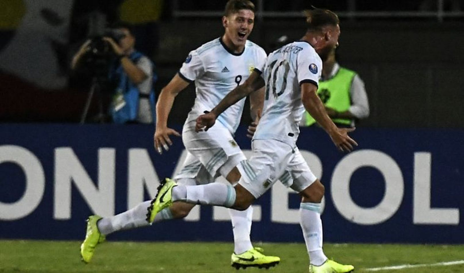 Gran victoria de Argentina en el debut del Preolímpico