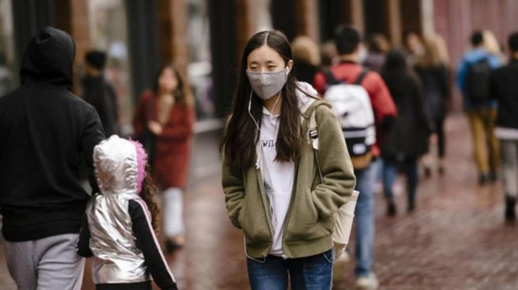 Primer muerto en Francia por coronavirus: se trata de un turista chino