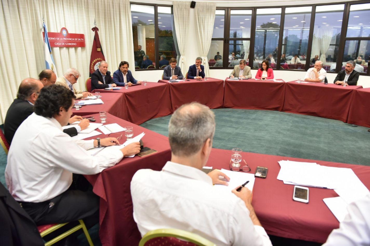 Sáenz realizará una reunión de gabinete ampliado en Tartagal