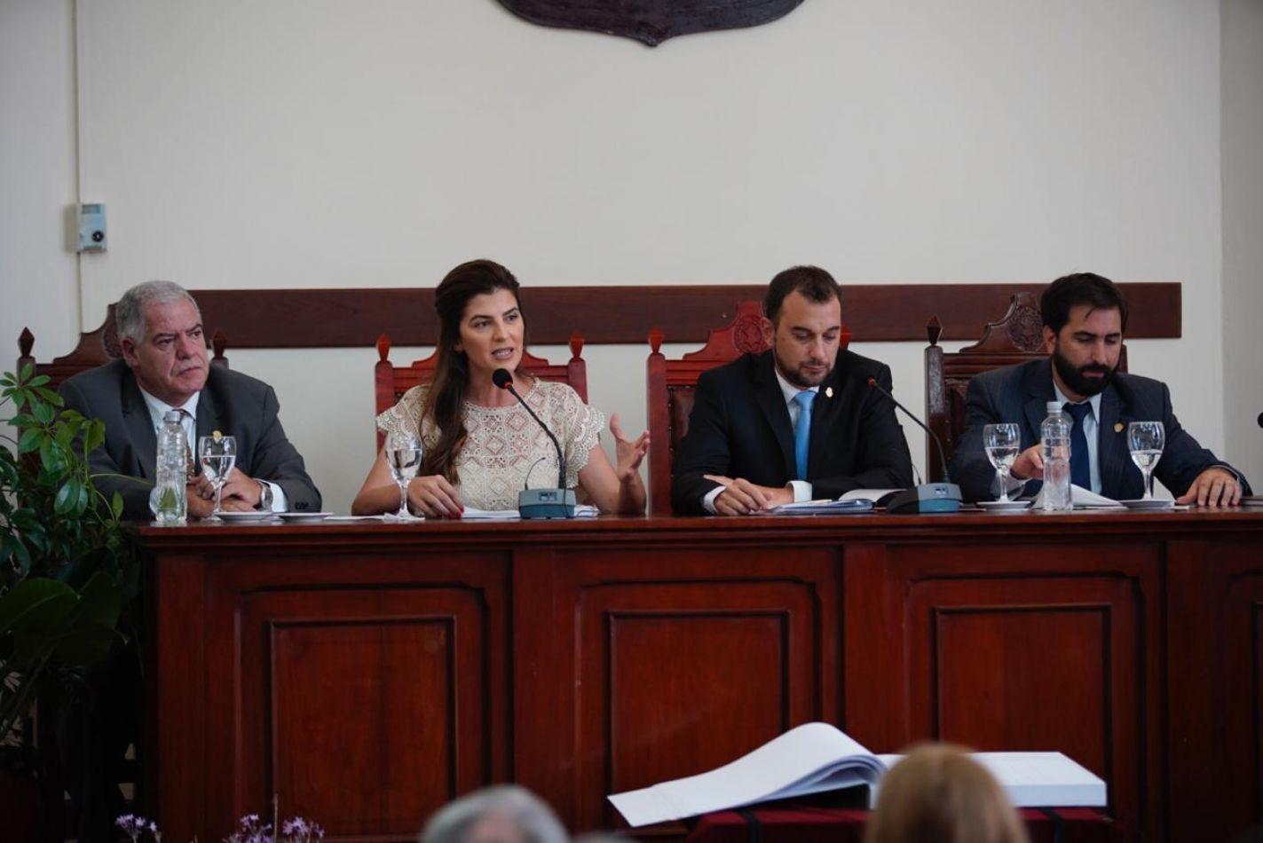 Bettina Romero contra el Concejo Deliberante por quitarle casi 70 millones de pesos