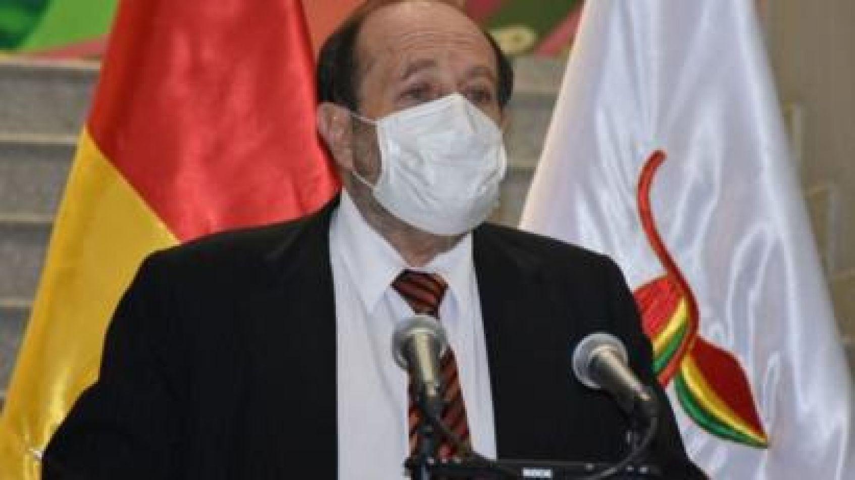 Detuvieron al Ministro de Salud de Bolivia por compras de respiradores con sobreprecios