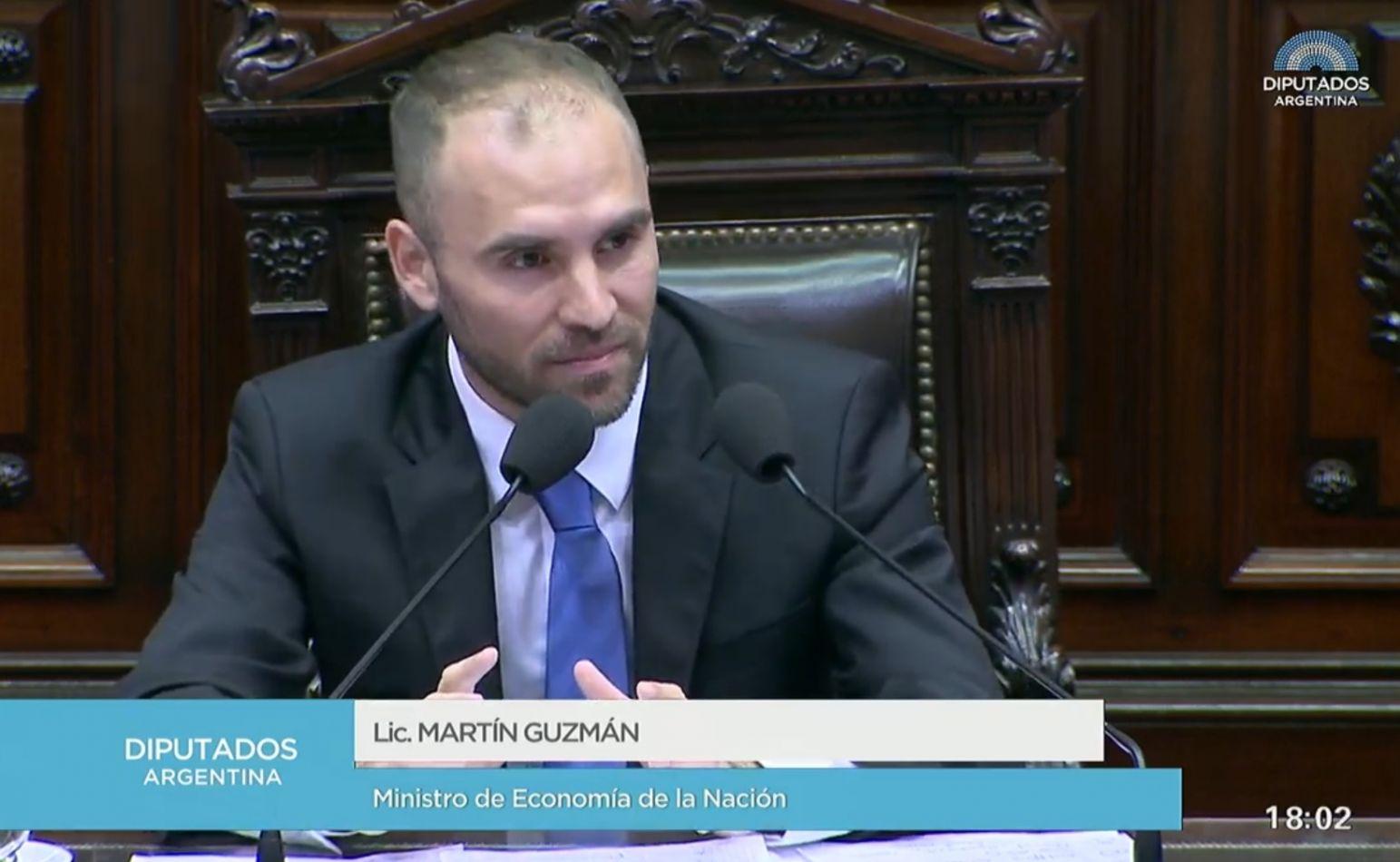 Martín Guzmán afirmó que mejorarán la oferta a los bonistas