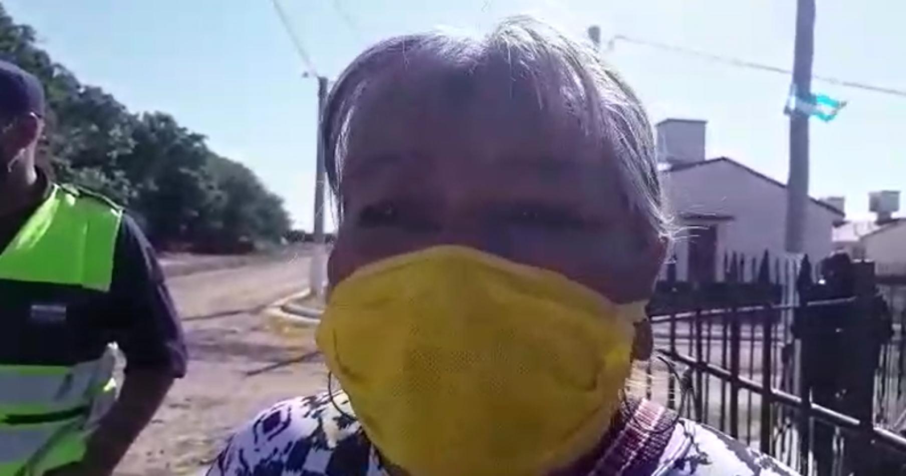 Comunidad aborigen de El Quebrachal denuncia discriminación por parte del intendente Rojas