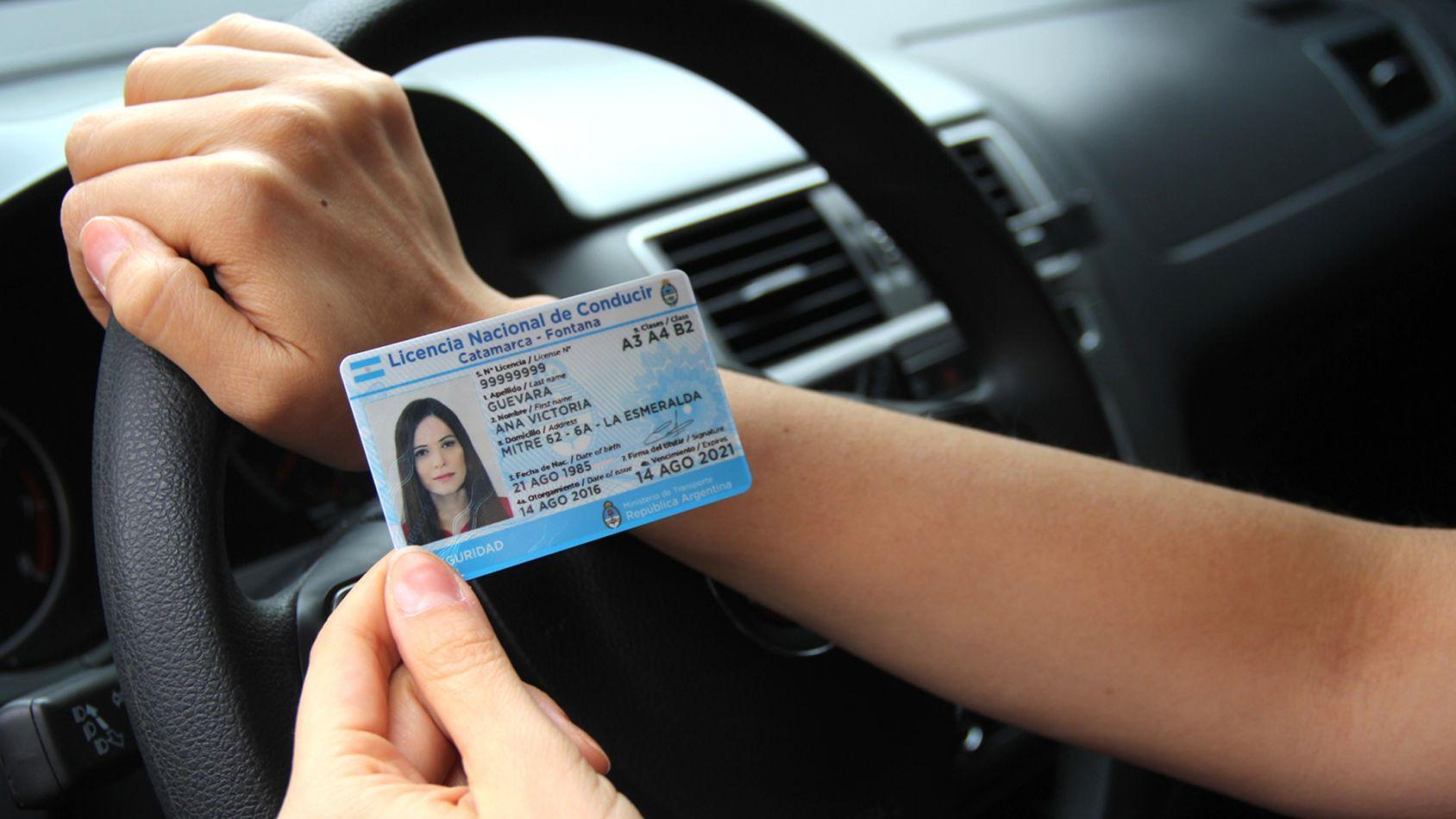 Para obtener la licencia de conducir se deberá realizar un curso de RCP y primeros auxilios