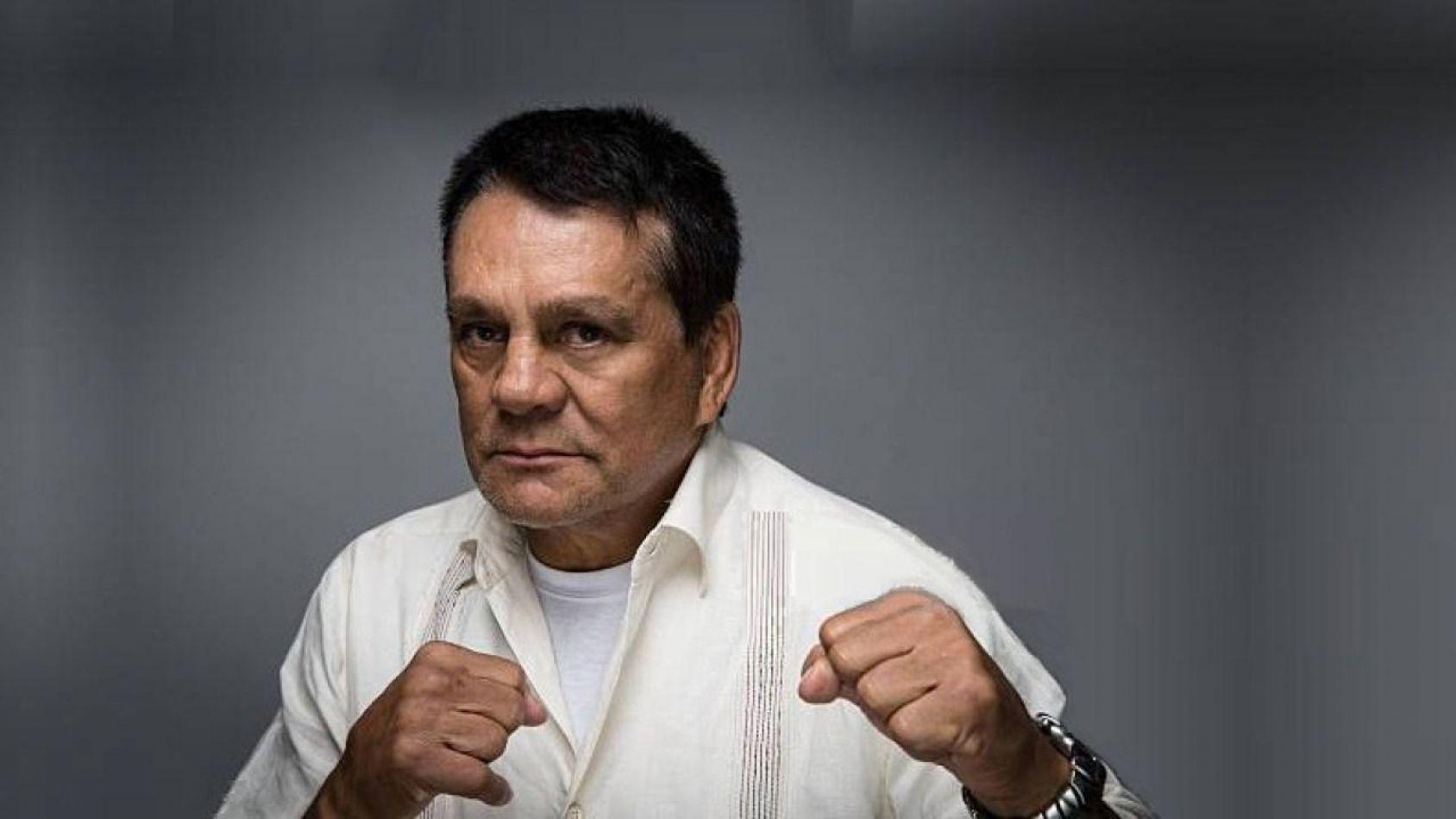 """""""Mano de Piedra"""" Durán tiene coronavirus"""