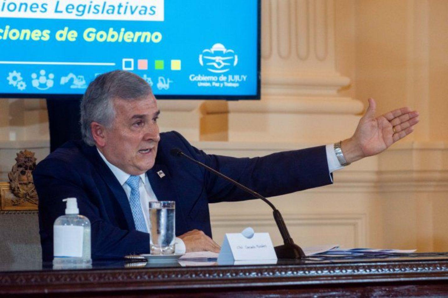 En Jujuy ya hay 233 personas contagiadas de coronavirus y 6 muertos