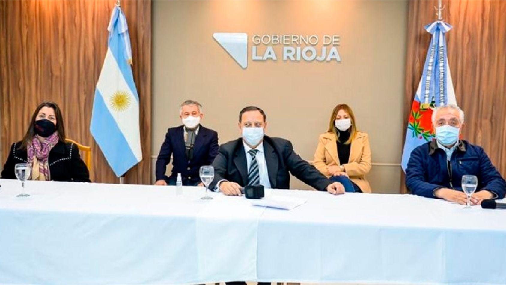 La Riojavolverá a la fase 1 de la cuarentena
