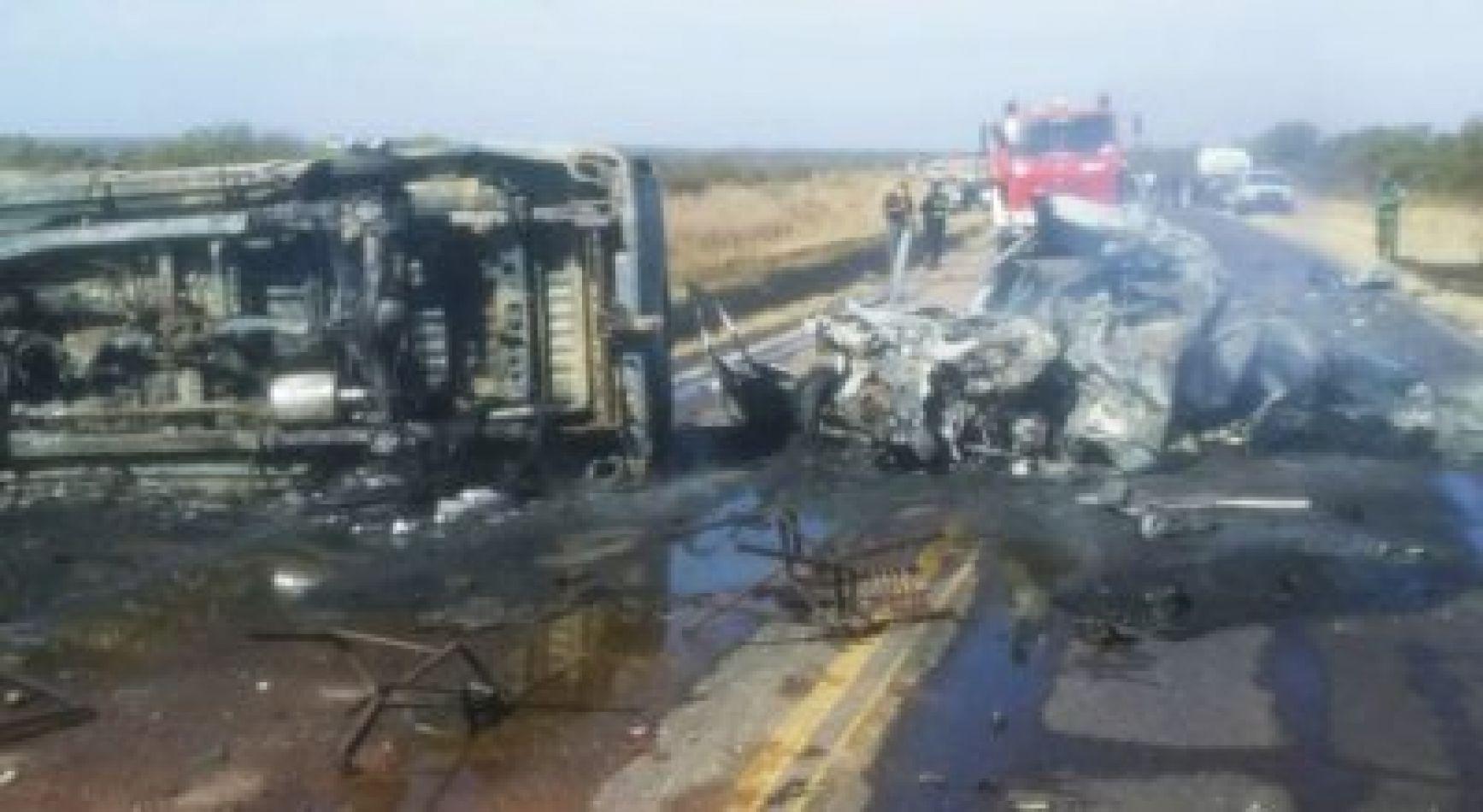 Imputan al camionero que provocó una tragedia en las rutas del sur de Salta