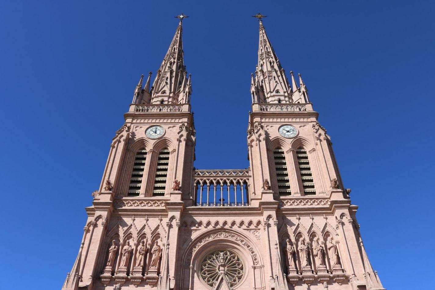 La Virgen de Luján también se queda sin peregrinación