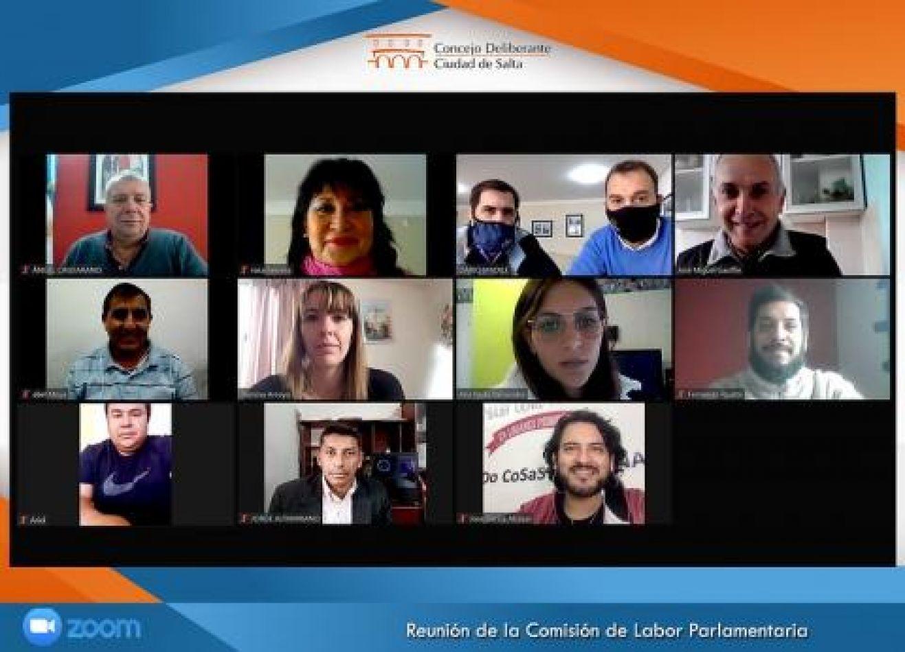 ¿Enojados con Correa? Concejales emitieron un comunicado desmintiendo a Candela