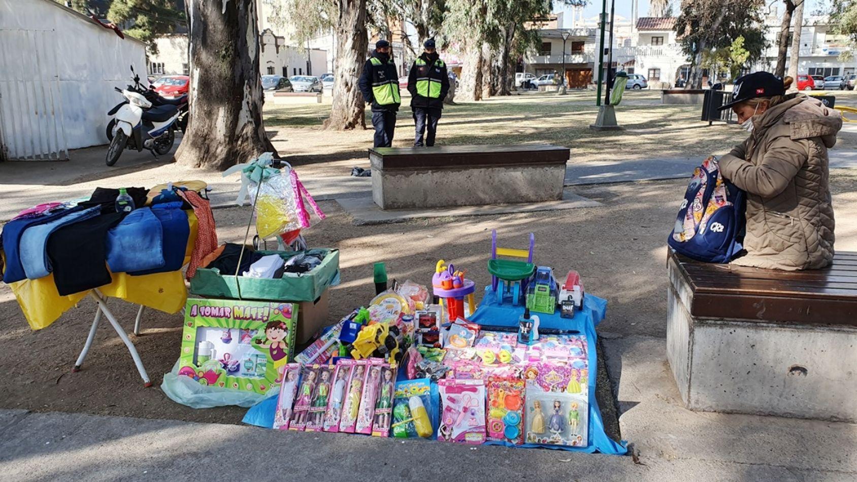 Feria del parque San Martín: concejales extenderán su permiso por 1 año