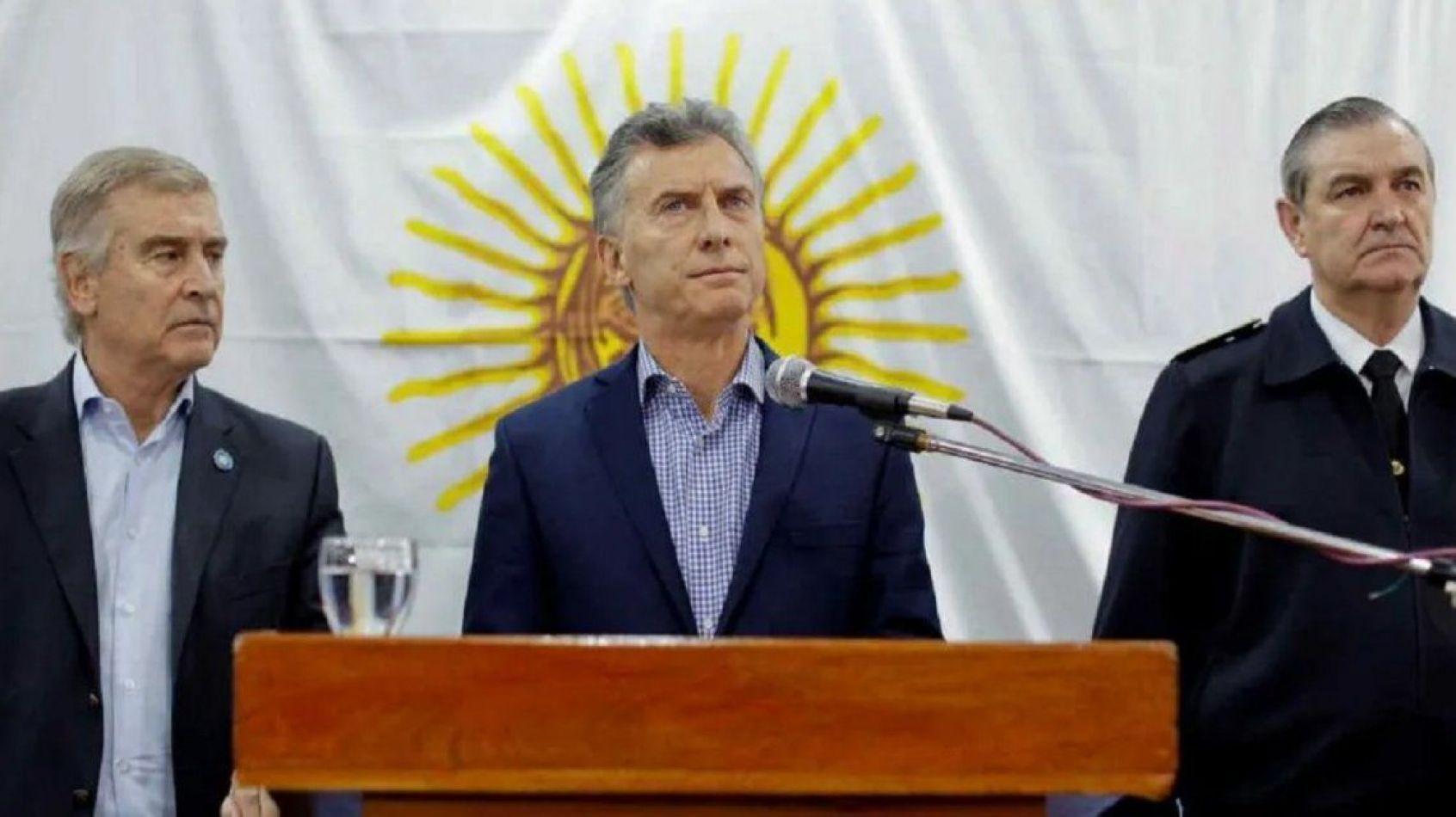 ARA San Juan: ordenaron investigar a Macri, Aguad y Srur