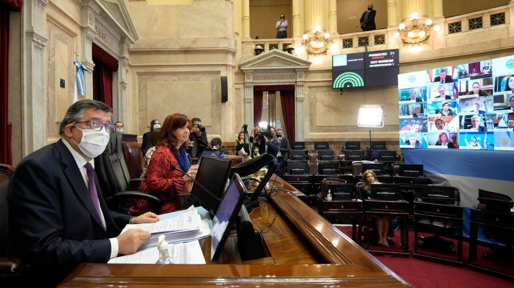 """El Senado comienza a discutir el """"Impuesto a las riquezas"""""""