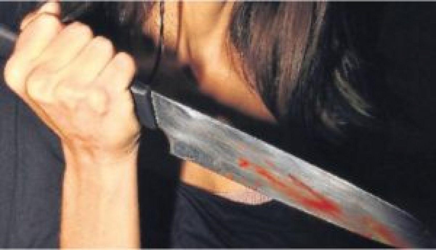Asentamiento Los Pinos: imputan a una mujer por intentar matar a su expareja