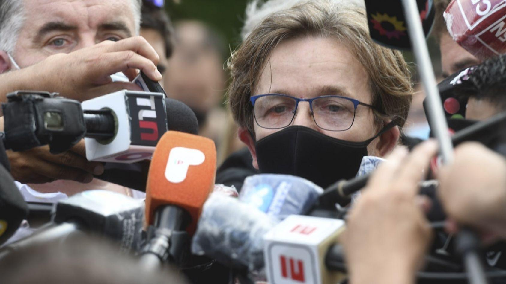 Muerte de Maradona: fiscal dijo que no hay signos de violencia en el cuerpo