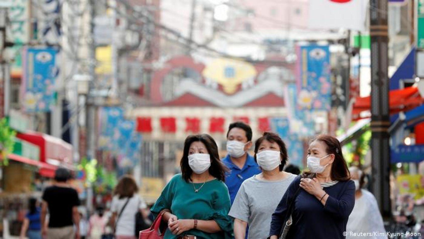 Japón cierra por completo sus fronteras ante el rebrote de coronavirus
