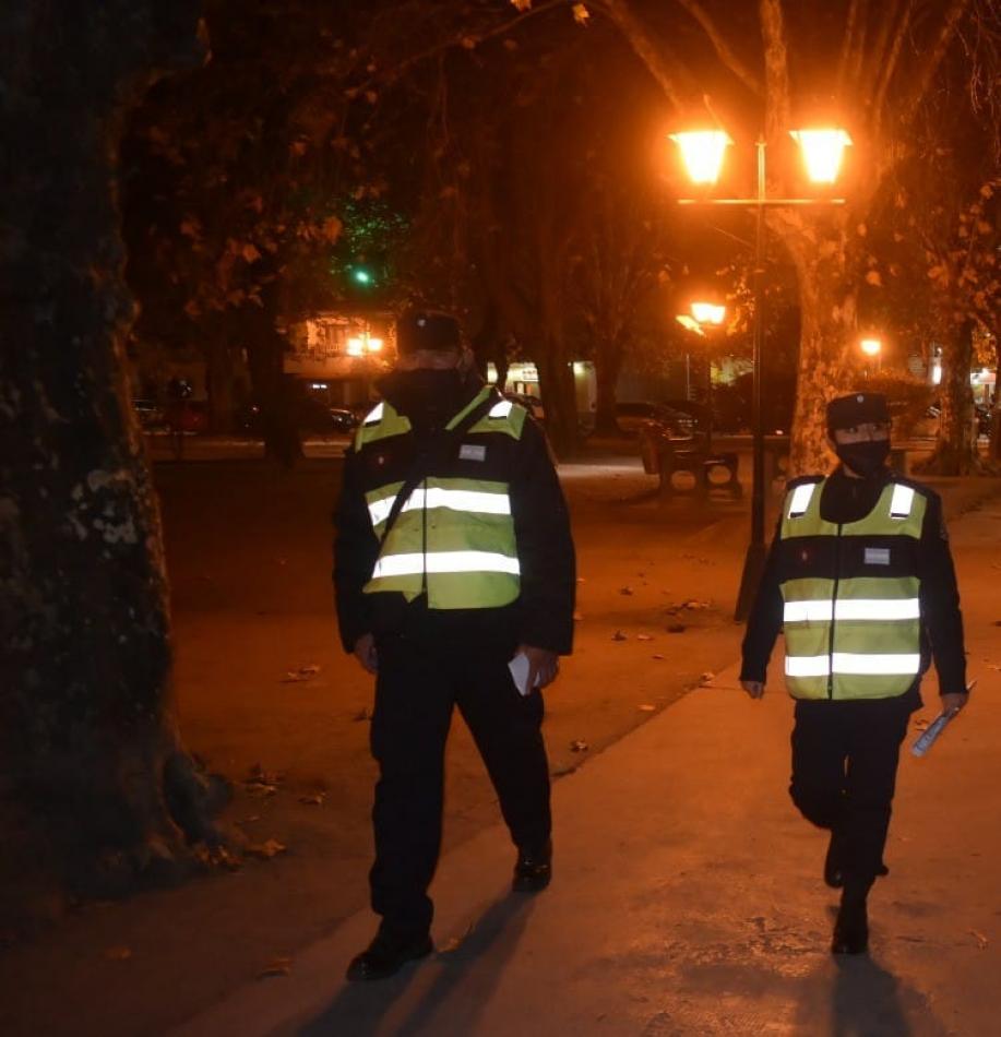 Seguridad prepara un gran operativo para controlar las salidas nocturnas