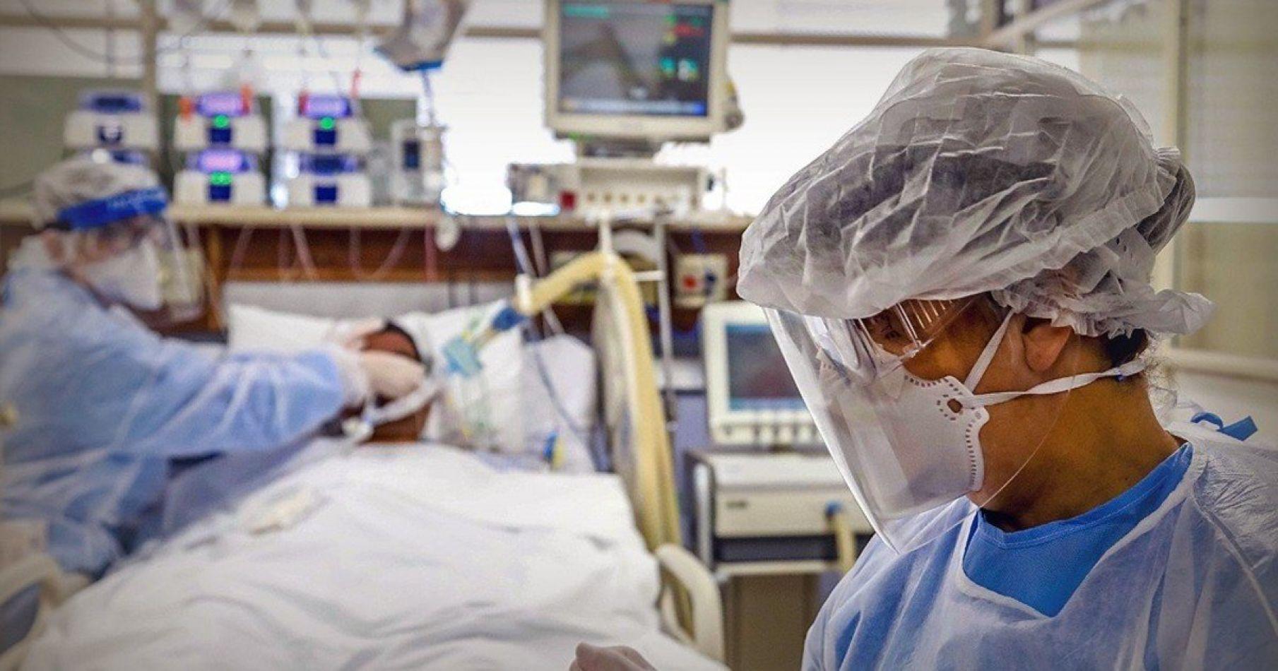 Segunda ola de contagios: las provincias más complicadas en su sistema sanitario