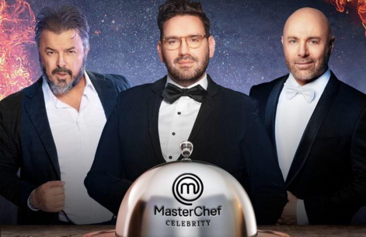 Confirmado: quienes son los 16 participantes de MasterChef Celebrity 2