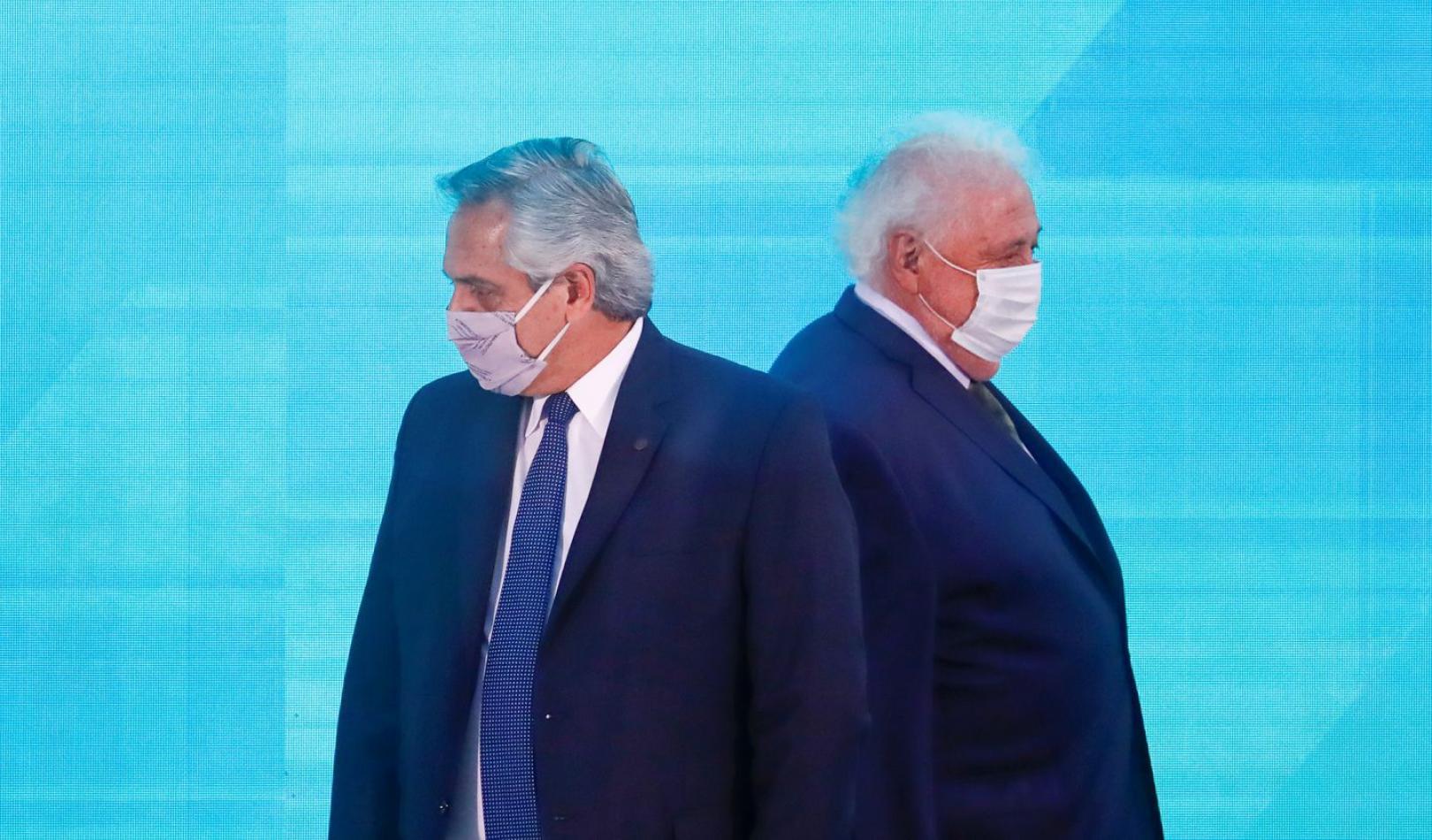 Alberto Fernández pidió la renuncia de Ginés González García tras el escándalo de las vacunas VIP