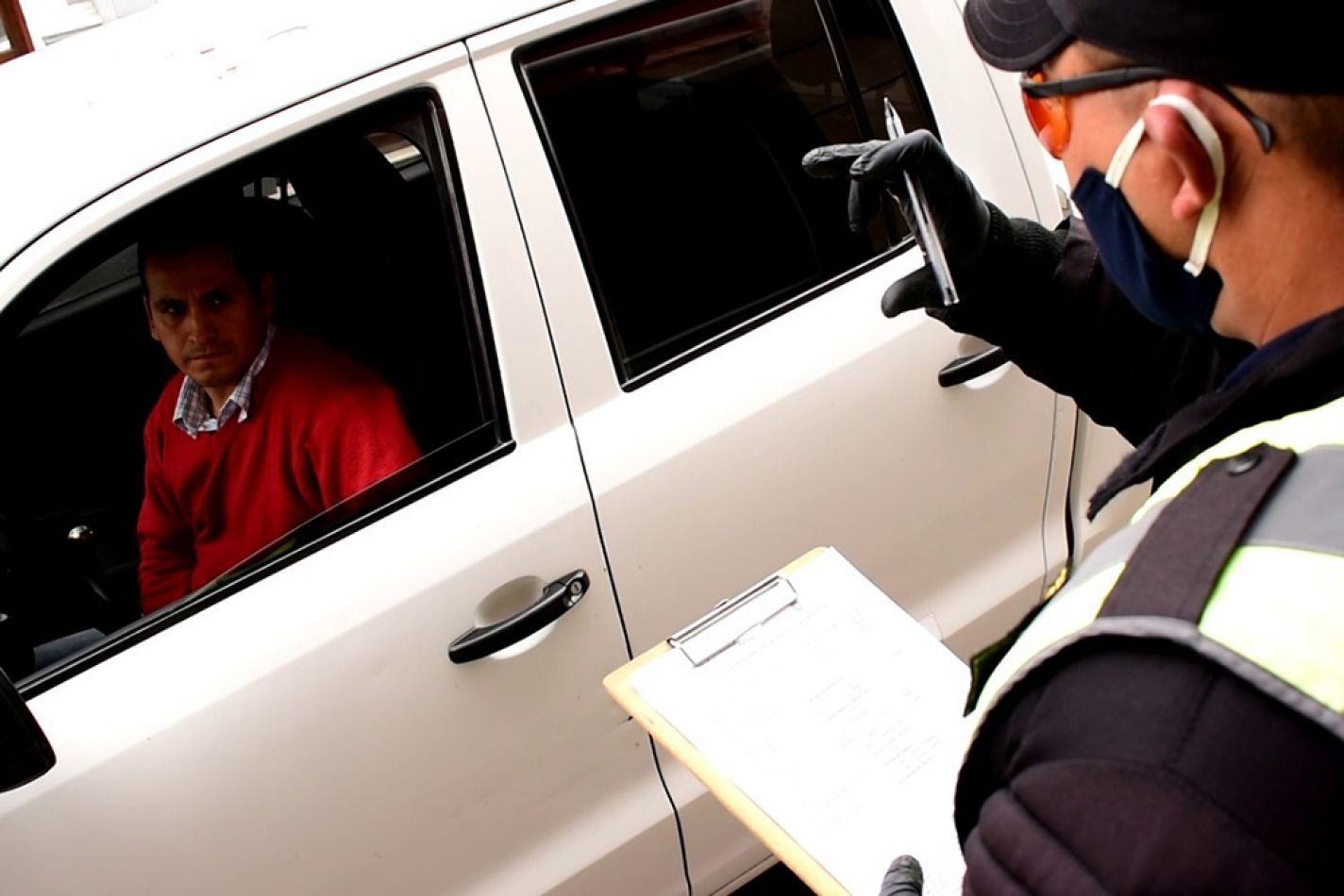 Durante el fin de semana detectaron 170 conductores alcoholizados